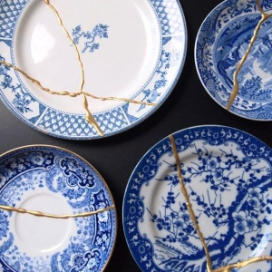 Servies. Bron: http://www.housejunkie.co.uk/kintsugi-kit-839-p.asp
